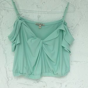 Express One Eleven crop top size M